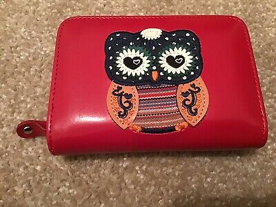 £1.50 • Buy Red Owl Purse Wallet Never Been Used