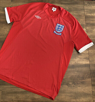 £14.99 • Buy 2010-11 Umbro England Away Shirt - South Africa Special Edition - 48 Large