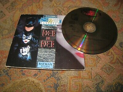 £0.55 • Buy Siouxsie And The Banshees Face To Face Used 1992 Batman Returns Uk Cd Single.