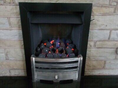 £45 • Buy COAL EFFECT GAS FIRE With Instruction.see It Working Till 14th June