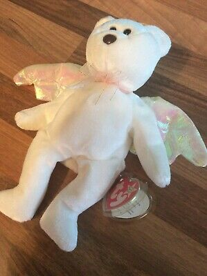 £1 • Buy Ty Beanie Babies Halo. Loose Tag