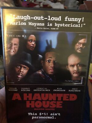 £1.42 • Buy A Haunted House (DVD, 2013, Canadian)