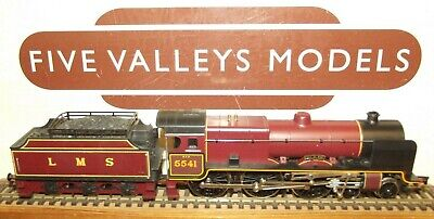 £39.99 • Buy 010621/06 Hornby R357 LMS 4-6-0 Patriot Class Loco 5541 But Wrong Name
