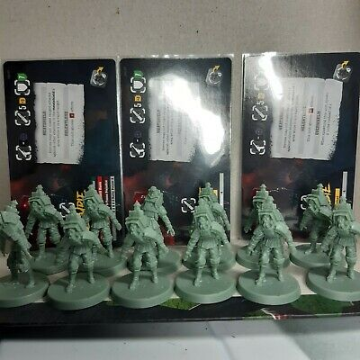 £10 • Buy Reichbusters Nazi Zombies X 12.