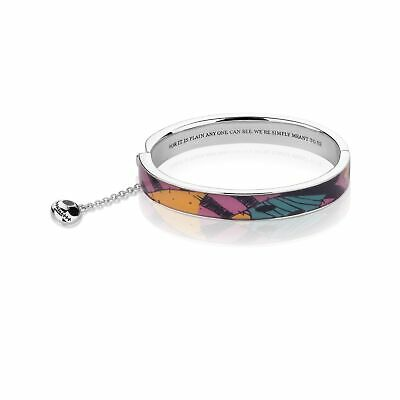 £45 • Buy Disney Couture Kingdom Nightmare Before Christmas Sally Love Quote Bangle