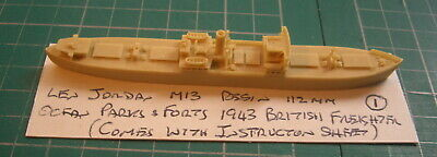 £9.99 • Buy Ocean Parks & Forts British WWII Standard Freighter 1/1200 1/1250 Ship Model