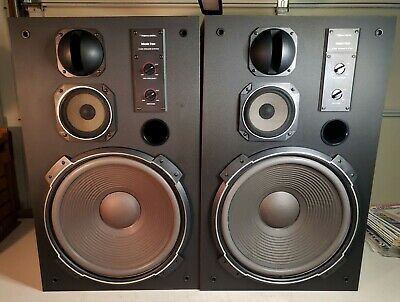 $350 • Buy Pair Vintage Realistic Mach Two Speakers - Clean- Local Pick Up ONLY