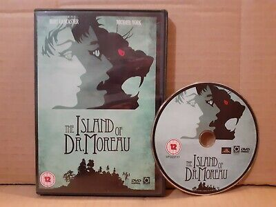 £4.99 • Buy The Island Of Dr Moreau (DVD, 2008)