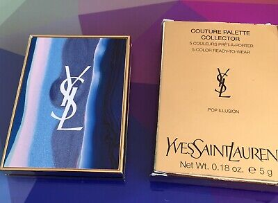 £12 • Buy Yves Saint Laurent Couture Palette Collector 5 Color Ready To Wear New