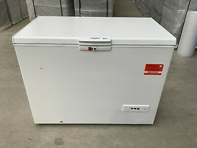 £230 • Buy Whirlpool WHM31111 Free Standing 312 Litres A+ F Chest Freezer White #LF24730