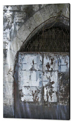 £193.28 • Buy Very Old City Architecture No 3, 24 X36 , Canvas Print