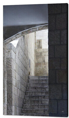£193.28 • Buy Very Old City Architecture No 4, 24 X36 , Canvas Print