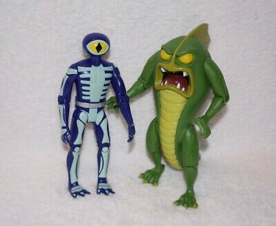 £10.99 • Buy Scooby Doo Figures Monsters Skeleton Man And Beast Of Lake Hanna-Barbera Toy A13