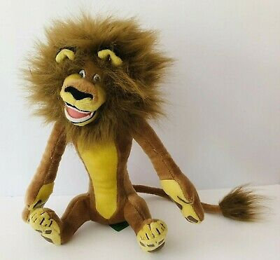 £10.86 • Buy Madagascar Plush Alex The Lion African Character Toy 10
