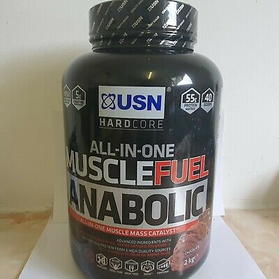 £28 • Buy USN Muscle Fuel Anabolic All-In-OneShake Chocolate 2kg