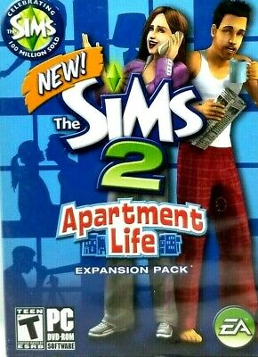 £19.92 • Buy The Sims 2 - Apartment Life (PC, 2008)  DVD-ROM (M2)