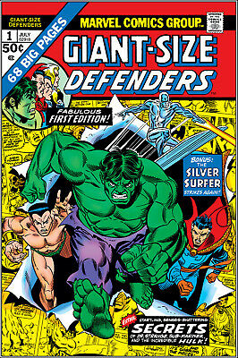 £3.99 • Buy Marvel Comics The Defenders DVD ROM COLLECTION /1972 - 2005
