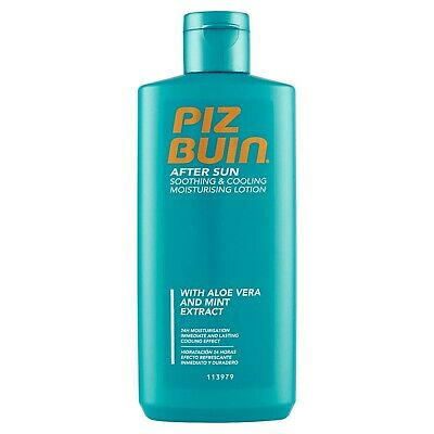 £9.91 • Buy Piz Buin 200Ml After Sun Lotion Soothing & Cooling Trusted UK Based Seller