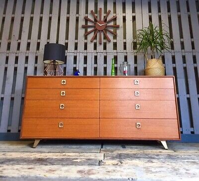 £325 • Buy G Plan Form 5 Sideboard Chest Of Drawers Vintage Retro Mid Century