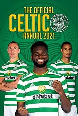 £12.99 • Buy The Official Celtic FC Annual 2021 By Joe Sullivan Book The Cheap Fast Free Post