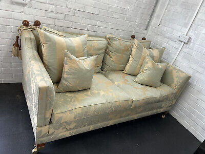 £1400 • Buy Duresta Handmade Sofa And Armchair Set Used RRP £5800 Excellent Condition