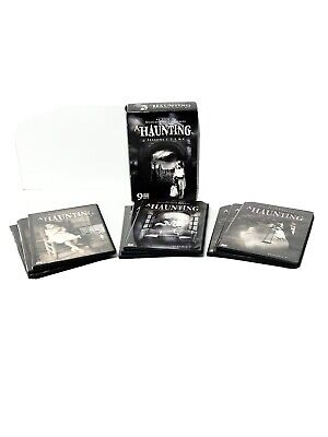 £17.40 • Buy A Haunting Seasons 1-4 DVD Discovery Channel Box Set 9 Supernatural Ghosts Tails