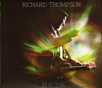 £5.79 • Buy Richard Thompson - Electric (BRAND NEW) 2CD Deluxe Edition
