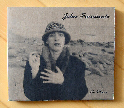 £15.49 • Buy John Frusciante Niandra Lades And Usually Just A T-Shirt /Red Hot Chili Peppers