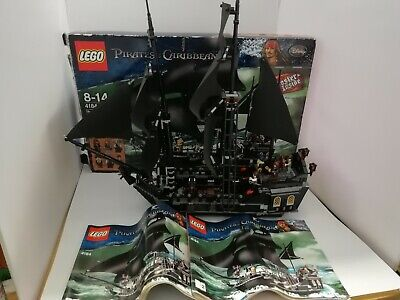 £300 • Buy LEGO 4184 Pirates Of The Caribbean Black Pearl Complete And Boxed