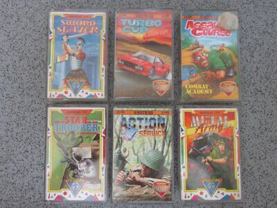 £4.95 • Buy Amstrad CPC * METAL ARMY, ACTION SERVICE, STAR TROOPER * 464, 664, 6128 Tested