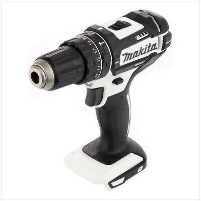 £53.95 • Buy Makita DHP482WZ 18V LXT Cordless Combi Drill - Limited Edition Black And White