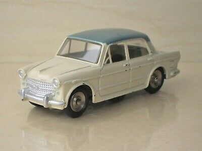 £34.99 • Buy French Dinky 531 Fiat 1200 Grande Vue - Cream/blue - ORIGINAL 1960s - NM Unboxed