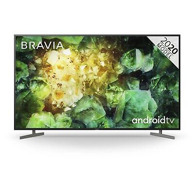 £658.99 • Buy Sony KD55XH8196BU 55  4K Ultra HD HDR Android Smart LCD TV With Google Assistant