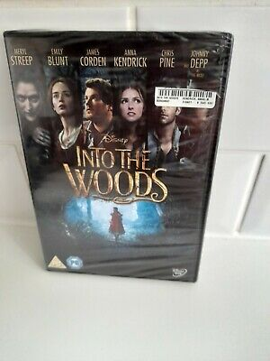 £3.99 • Buy Into The Woods (DVD, 2014)