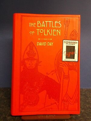 £35 • Buy Signed. The Battles Of Tolkien By David Day. First Edition 2016.