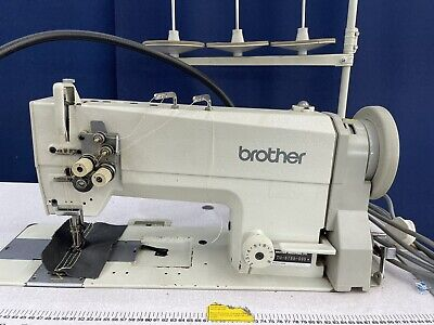 £1799 • Buy Brother Twin Needle Compound Feed Walking Foot Industrial Sewing Machine