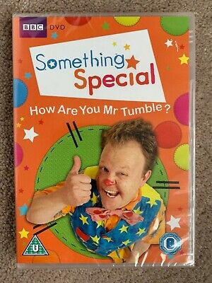 £1.50 • Buy Something Special: How Are You Mr Tumble? DVD (2012) Justin Fletcher SEALED