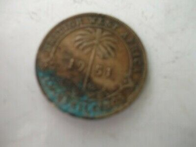 £20 • Buy Coin British West Africa Two Shillngs 1951