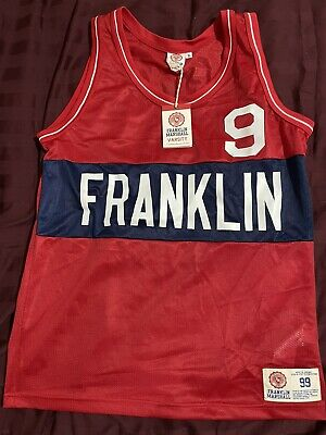 £20 • Buy Franklin & Marshall Red, Blue & White Sports Vest Size XL BNWT RRP £39