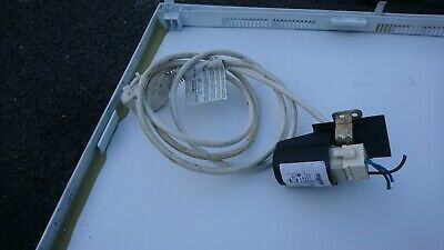 £10 • Buy Indesit WIL113 Washing Machine Mains Filter Suppressor Cable