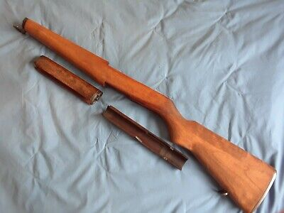 $250 • Buy M1 Garand Complete Stock Birch Butt Stock, Stock Metal, Lower Band, Hand Guards.