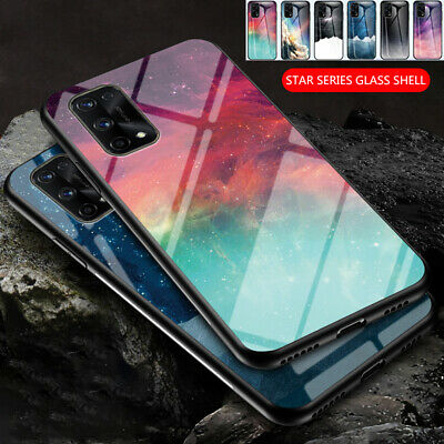 AU14.89 • Buy For OPPO AX5S R17 AX5 A5 A9 2020 Shockproof Tempered Glass Hybrid TPU Case Cover