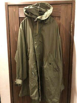 $459 • Buy BUZZ RICKSON'S × Fennica Auth M48 Fishtail Parka Olive Size M Used From Japan