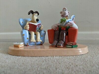 £190 • Buy Wallace And Gromit Coalport - A Grand Day Out - Limited Edition Only 2000 Made
