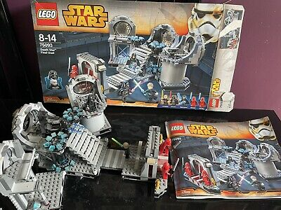 £19.30 • Buy LEGO Star Wars Death Star Final Duel (75093)with Box And Instructions. Complete