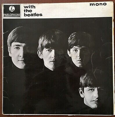 £19.95 • Buy The Beatles LP With The Beatles 1965 Mono PMC1206