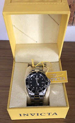 View Details Invicta 8926OB Pro Diver Automatic Wrist Watch Stainless Steel Black Dial • 55.00£