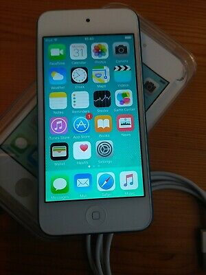 £37 • Buy Apple IPod Touch 5th Generation 64gb Blue  (A1421)