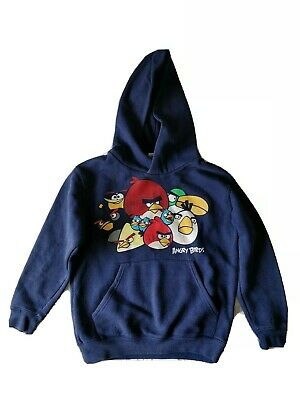 £1.40 • Buy Official Angry Birds Hoodie 9-10 Years