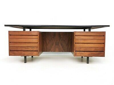 £2295 • Buy Robin Day For Hille Rosewood Executive Desk, Mid Century